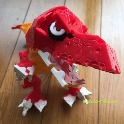 laqティラノサウルス