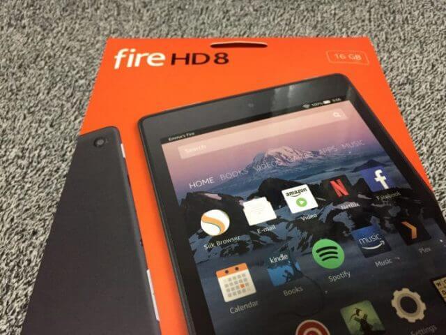 「Fire 7」と「Fire HD 8」の違い。どっちを買えばいい?購入前にしっかり比較!【新型ファイヤータブレット、レビュー、口コミ】